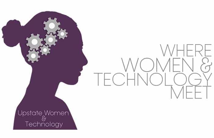 Upstate Women & Technology logo