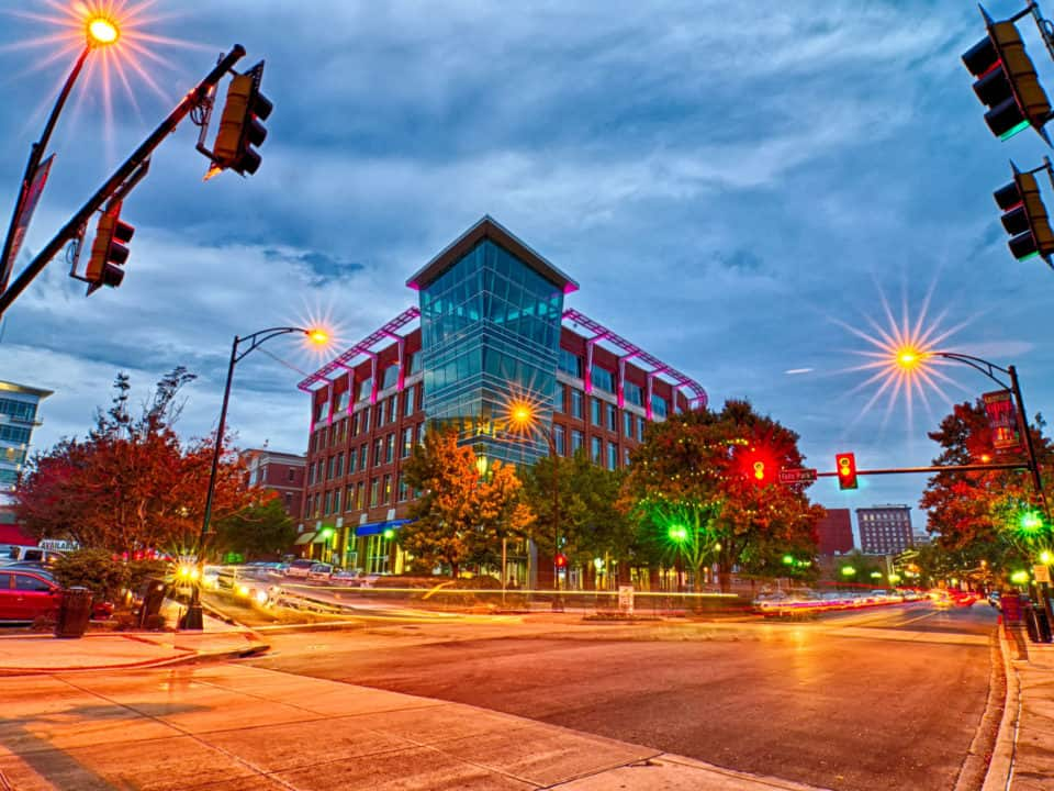 Greenville, SC Tech Industry